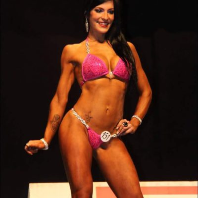 Vicky Guriterrez, bikini category
